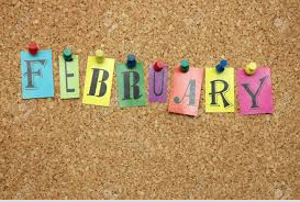 February's Newsletter from the Superintendent